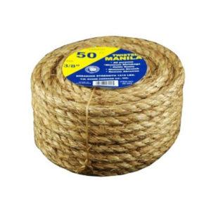Manila Rope Coilette