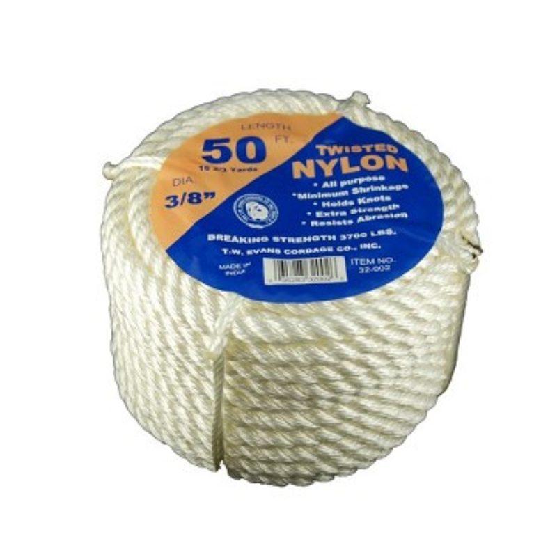 Nylon Rope Coilette
