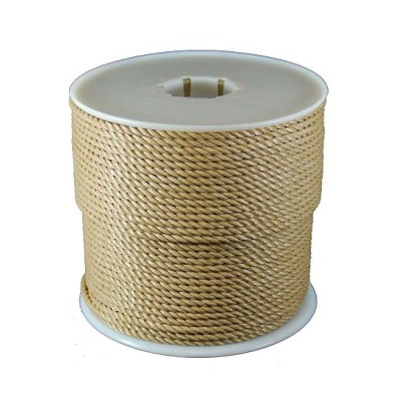 Tan Polypropylene Rope