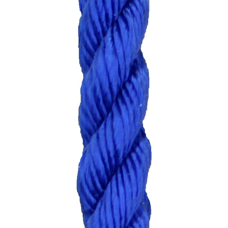 Blue Poly Dacron Rope