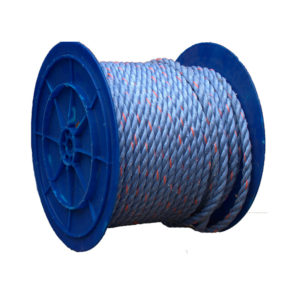 Blue Polypropylene Rope